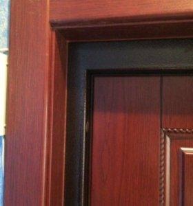 Откос на двери входные