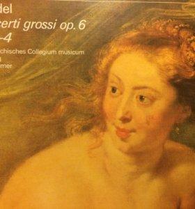 Гендель, Handel, классика