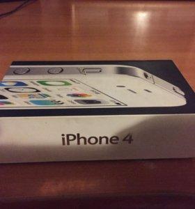 iPhone 4 айфон 4