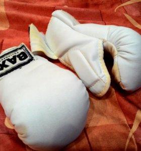 Перчатки и защита голени для кудо
