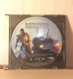 Battlefield 4 .PS3
