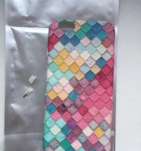 Чехол новый айфон 6,6s