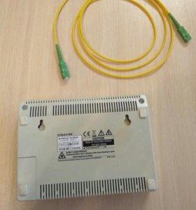 Оптоволоконный модем B-FOCUS O-4F2P