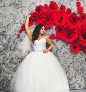 Свадебное платье 👰🏼