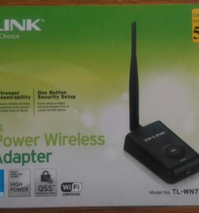 Усилитель приема wi-fi до 300mbps