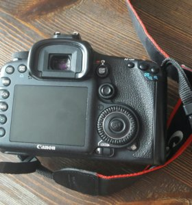 Фотоаппарат Canon 7d и объектив