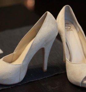 Туфли натуральные 38