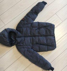 Куртка на мальчика 110-116