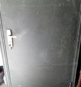 Двери входные от 2000 рублей
