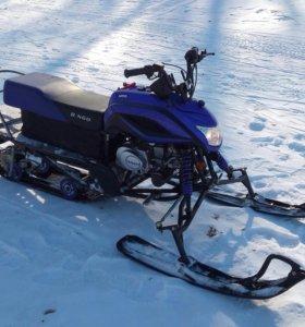 Снегоход Т125 динго