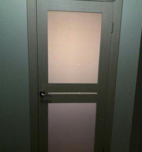Дверь межкомнатная новая 0.80х2м
