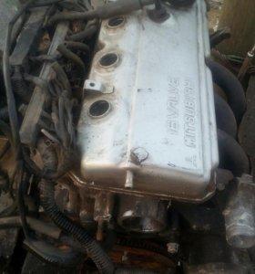 Двигатель от Мицубиси спайс вагон