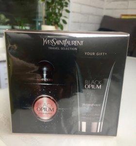 Yves Saint Laurent Набор Black Opium
