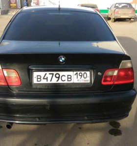 BMW er3 e46 319i