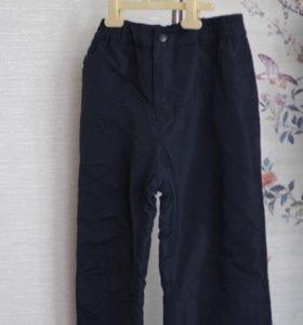 Балоневые штаны с флисом