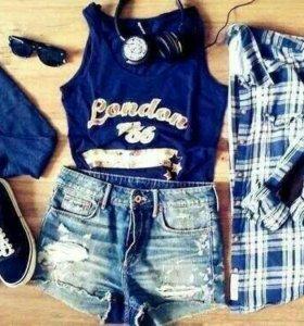 вещи модные б.у в отличном состояние для подростка