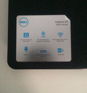Ноутбук Dell 15,6