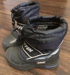 Зимние ботинки Baffin