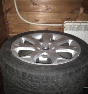 Колёса BMW x5
