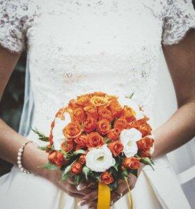 Свадебное платье Pronovias Модель Bandera