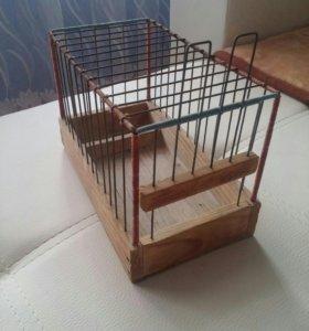 Клетка для переноски грызунов