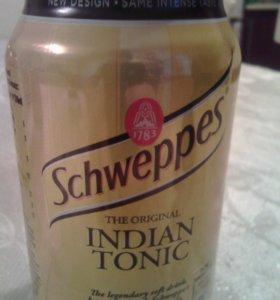 Schweppes напиток