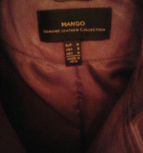 Куртка кожаная натуральная, новая