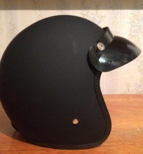 Новый открытый шлем Harley Style
