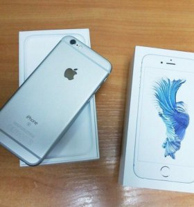 iPhone 6s 64Gb silver PCT, Обмен