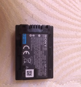 Аккумулятор для видеокамеры