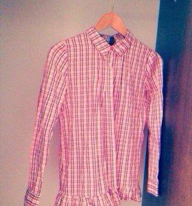 Рубашка расклешенная Маscotte