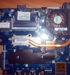 Материнская плата для ноутбуков asus X53B K53B