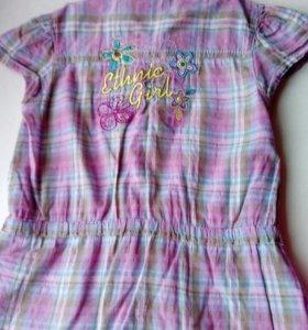 Рубашка topolino для девочки
