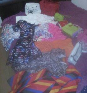 Платья и сумки