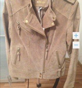 Куртка замшевая Mango новая