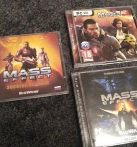 Игры для ПК Mass Effect