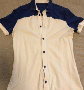 Рубашка поло мужская