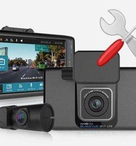 ремонт видеорегистраторов, телефонов, планшетов.