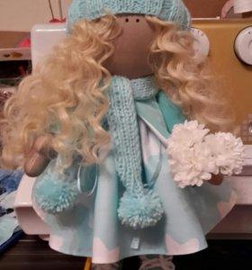 Текстилные куклы