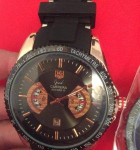 Часы Tag Heuer Grand Carrera Calibre 17