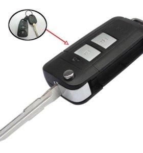 Выкидной ключ для Hyundai Tucson, ix35