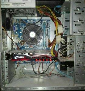 Игровой пк  на i5 процессоре