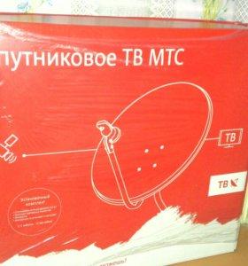 Спутниковая антенна ТВ МТС