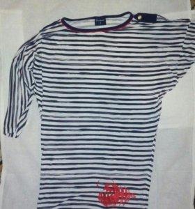 Туника-платье Sharmante
