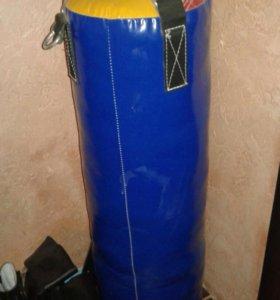 Груша боксерская и подвесной кронштейн