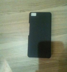 Бампер пластик на телефон BQ Aquaris M5