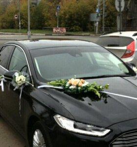Машина на свадьбу,Форд Мондео , аренда с водителем
