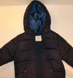 Куртка для мальчика 12-18 месяцев 86 см