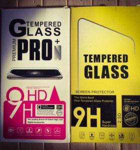 Защитное стекло iPhone 4/5/6/6+/7/7+