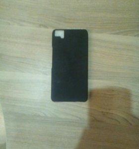Бампер пластик , для телефона BQ Aquaris M5
